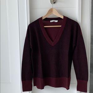 Rag & Bone V-neck sweater